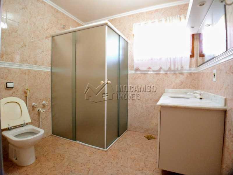 Banheiro - Casa em Condomínio 5 quartos à venda Itatiba,SP - R$ 2.200.000 - FCCN50039 - 13