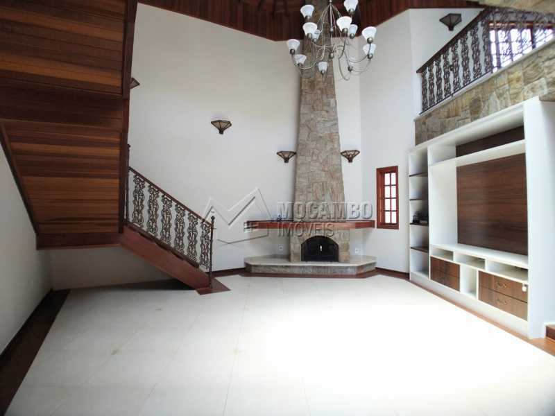 Sala  - Casa em Condomínio 5 quartos à venda Itatiba,SP - R$ 2.200.000 - FCCN50039 - 3