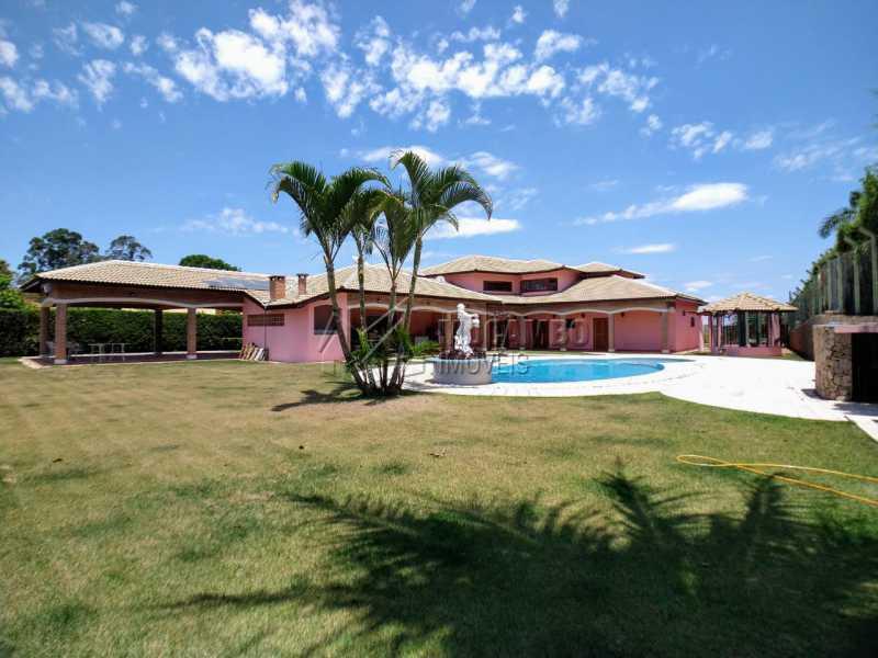 Área Externa - Casa em Condomínio 5 quartos à venda Itatiba,SP - R$ 2.200.000 - FCCN50039 - 1