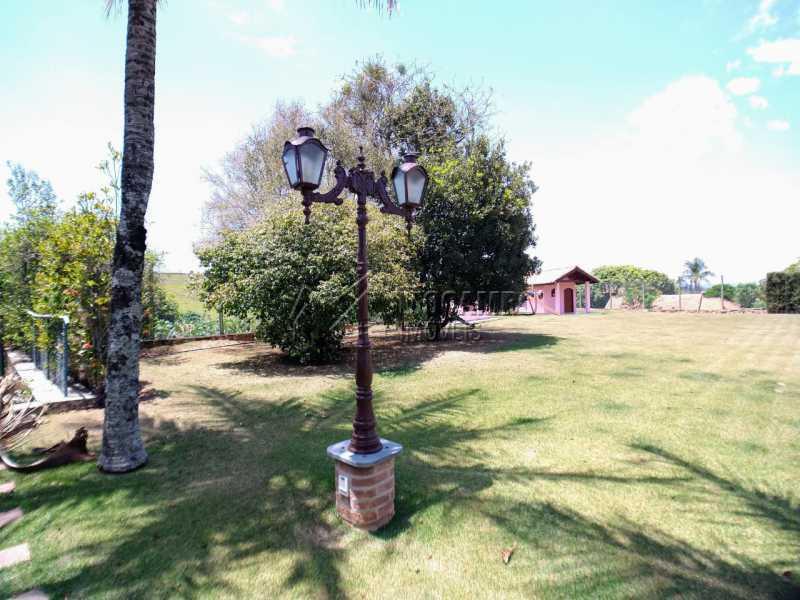 Área Externa - Casa em Condomínio 5 quartos à venda Itatiba,SP - R$ 2.200.000 - FCCN50039 - 20