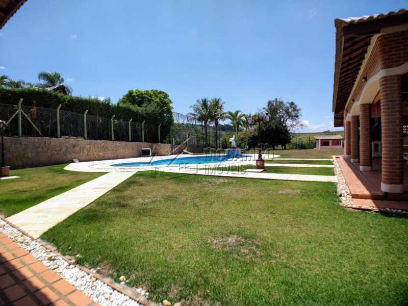 Área Externa - Casa em Condomínio 5 quartos à venda Itatiba,SP - R$ 2.200.000 - FCCN50039 - 19