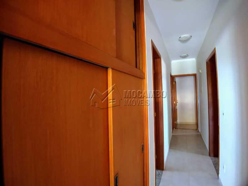 Corredor - Casa em Condomínio 5 quartos à venda Itatiba,SP - R$ 2.200.000 - FCCN50039 - 15