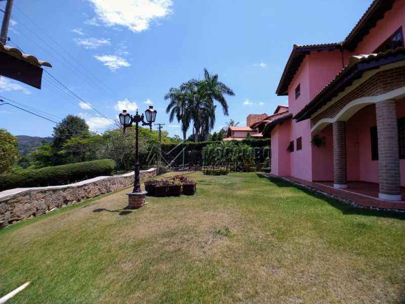 Área Externa - Casa em Condomínio 5 quartos à venda Itatiba,SP - R$ 2.200.000 - FCCN50039 - 21