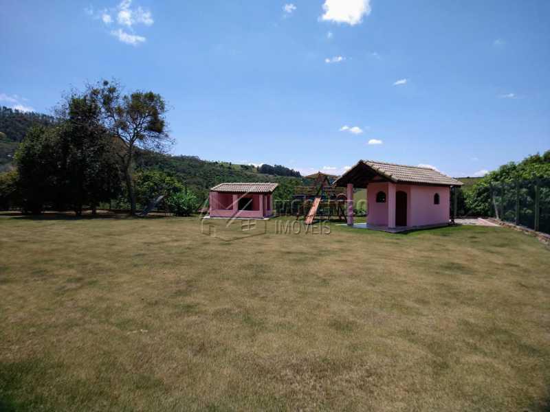 Área Externa - Casa em Condomínio 5 quartos à venda Itatiba,SP - R$ 2.200.000 - FCCN50039 - 22