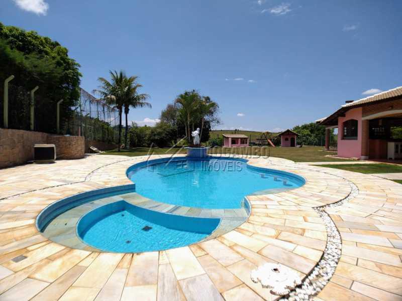 Piscina - Casa em Condomínio 5 quartos à venda Itatiba,SP - R$ 2.200.000 - FCCN50039 - 25