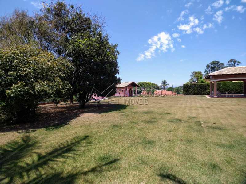 Área Externa - Casa em Condomínio 5 quartos à venda Itatiba,SP - R$ 2.200.000 - FCCN50039 - 26