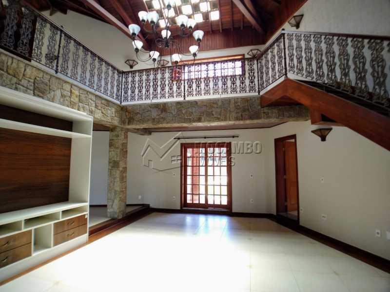 Sala - Casa em Condomínio 5 quartos à venda Itatiba,SP - R$ 2.200.000 - FCCN50039 - 6
