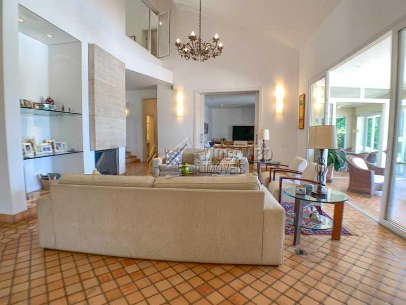 Sala - Casa em Condomínio 10 quartos à venda Bragança Paulista,SP - R$ 13.980.000 - FCCN100002 - 15