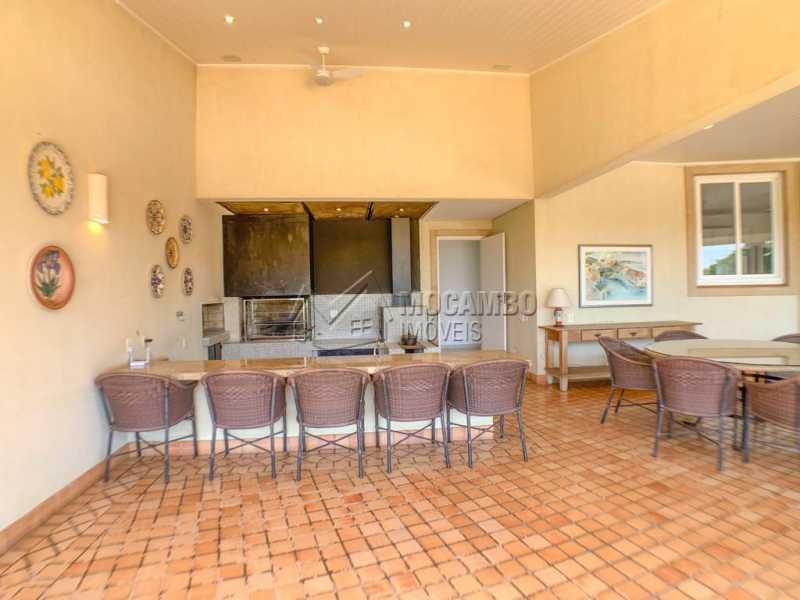 Espaço Gourmet - Casa em Condomínio 10 quartos à venda Bragança Paulista,SP - R$ 13.980.000 - FCCN100002 - 17