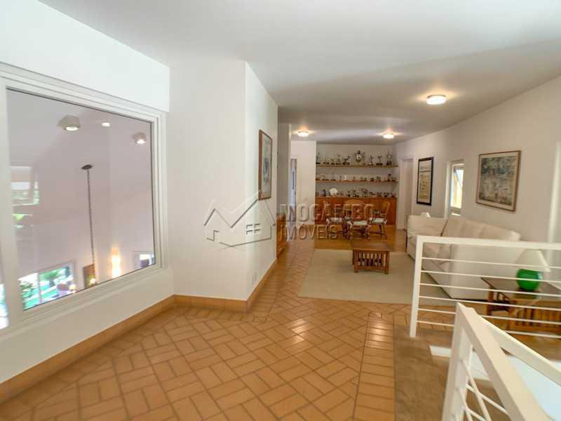 Sala andar superior - Casa em Condomínio 10 quartos à venda Bragança Paulista,SP - R$ 13.980.000 - FCCN100002 - 18