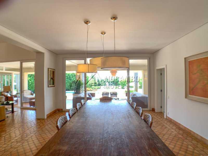 Sala - Casa em Condomínio 10 quartos à venda Bragança Paulista,SP - R$ 13.980.000 - FCCN100002 - 20