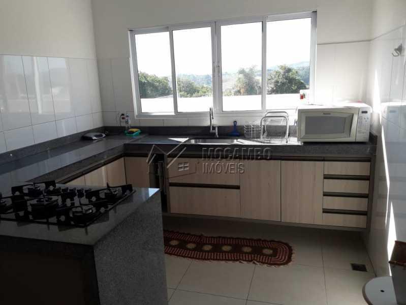 Cozinha - Casa em Condomínio 3 quartos à venda Itatiba,SP - R$ 700.000 - FCCN30505 - 3