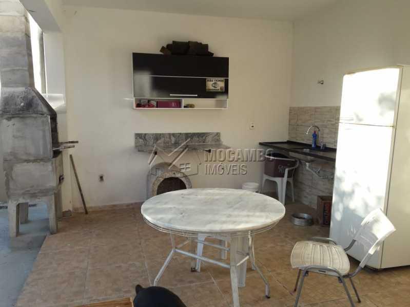 Churrasqueira - Casa em Condomínio 3 quartos à venda Itatiba,SP - R$ 700.000 - FCCN30505 - 4