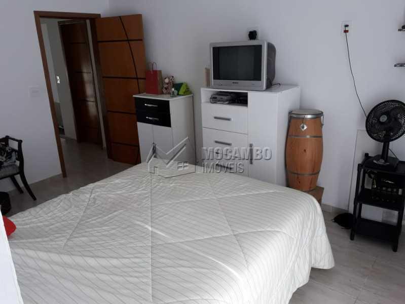 Dormitório - Casa em Condomínio 3 quartos à venda Itatiba,SP - R$ 700.000 - FCCN30505 - 6