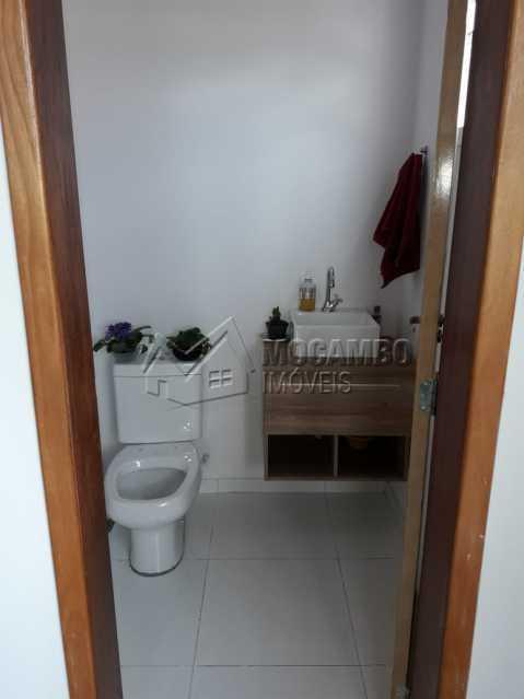Banheiro - Casa em Condomínio 3 quartos à venda Itatiba,SP - R$ 700.000 - FCCN30505 - 10