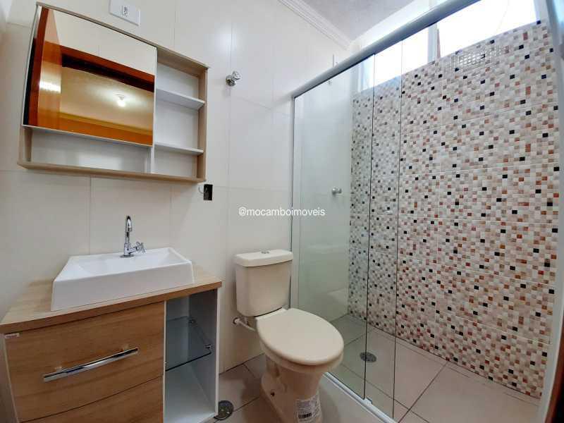 Banheiro - Casa 3 quartos à venda Itatiba,SP - R$ 460.000 - FCCA31412 - 10