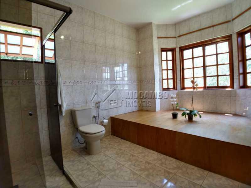 Banheiro suíte - Casa em Condomínio 3 quartos à venda Itatiba,SP - R$ 1.200.000 - FCCN30506 - 19