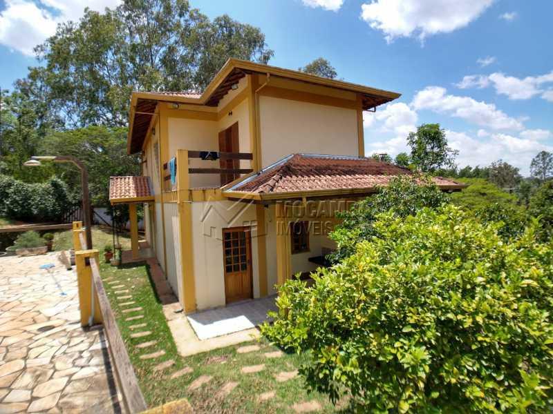 Lateral - Casa em Condomínio 3 quartos à venda Itatiba,SP - R$ 1.200.000 - FCCN30506 - 3