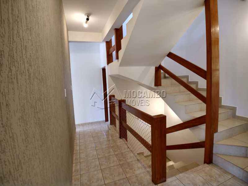 Escada  - Casa em Condomínio 3 quartos à venda Itatiba,SP - R$ 1.200.000 - FCCN30506 - 13
