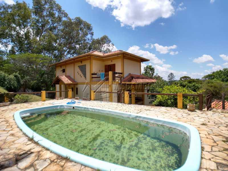 Piscina - Casa em Condomínio 3 quartos à venda Itatiba,SP - R$ 1.200.000 - FCCN30506 - 4