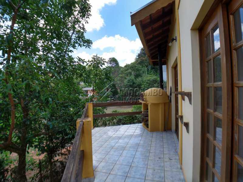 Varanda - Casa em Condomínio 3 quartos à venda Itatiba,SP - R$ 1.200.000 - FCCN30506 - 10