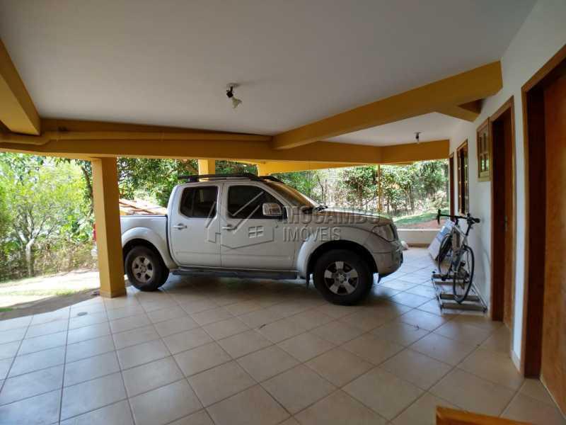 Garagem - Casa em Condomínio 3 quartos à venda Itatiba,SP - R$ 1.200.000 - FCCN30506 - 23