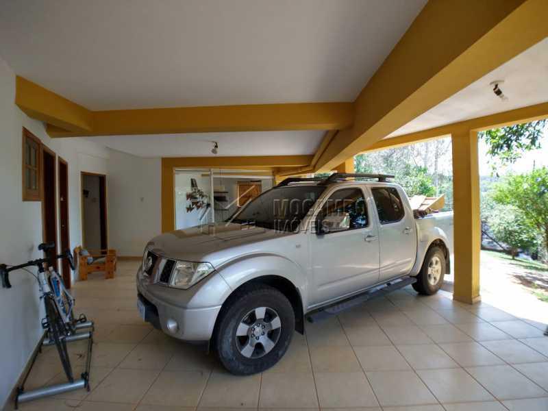 Garagem - Casa em Condomínio 3 quartos à venda Itatiba,SP - R$ 1.200.000 - FCCN30506 - 24