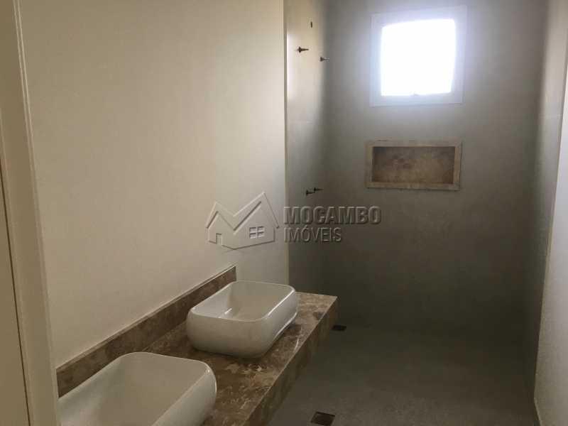 banheiro suite principal - Casa em Condomínio 3 quartos à venda Itatiba,SP - R$ 890.000 - FCCN30507 - 8