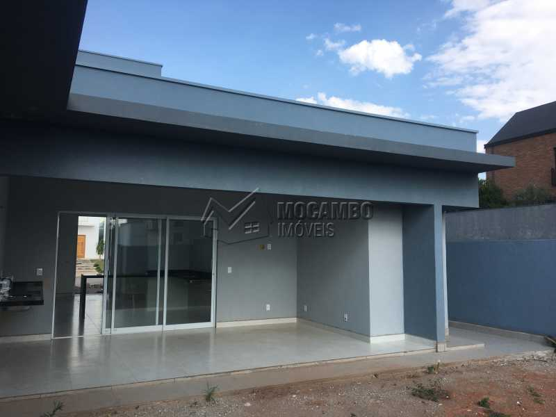 área gourmet - Casa em Condomínio 3 quartos à venda Itatiba,SP - R$ 890.000 - FCCN30507 - 4