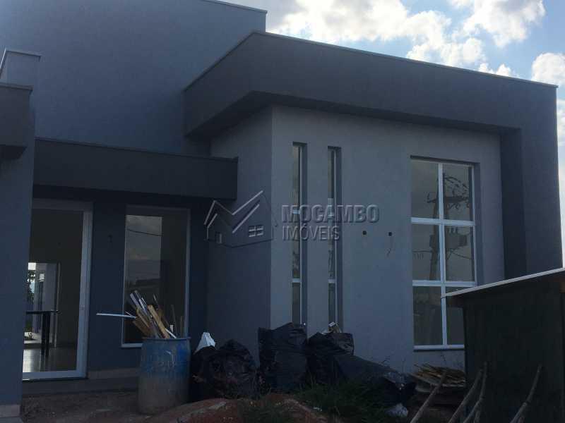 fachada - Casa em Condomínio 3 quartos à venda Itatiba,SP - R$ 890.000 - FCCN30507 - 1