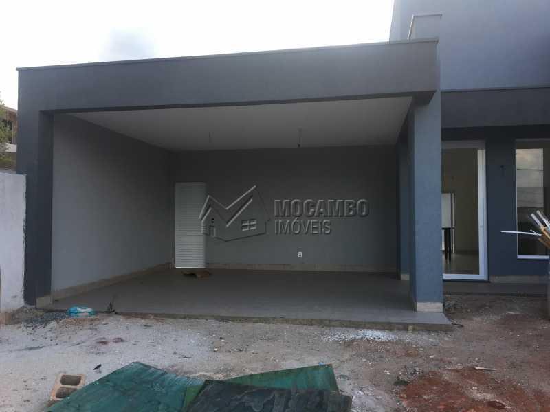 garagem - Casa em Condomínio 3 quartos à venda Itatiba,SP - R$ 890.000 - FCCN30507 - 12