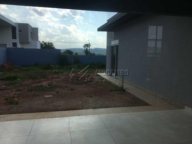 quintal - Casa em Condomínio 3 quartos à venda Itatiba,SP - R$ 890.000 - FCCN30507 - 14