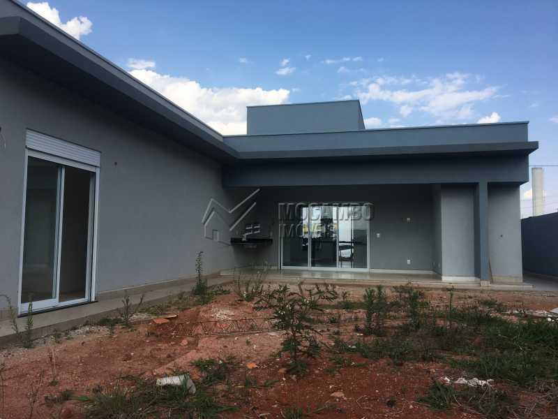 quintal - Casa em Condomínio 3 quartos à venda Itatiba,SP - R$ 890.000 - FCCN30507 - 16