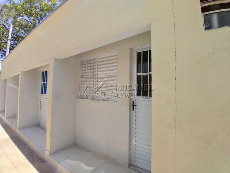 Fachada - Casa 1 quarto para alugar Itatiba,SP Centro - R$ 600 - FCCA10301 - 1