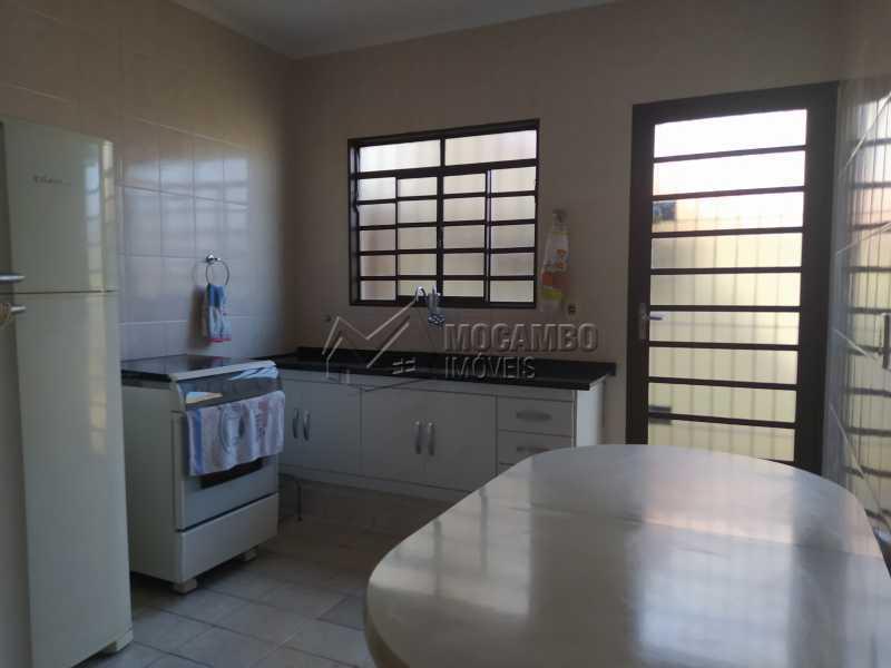 Cozinha - Casa 2 quartos à venda Itatiba,SP - R$ 265.000 - FCCA21418 - 5
