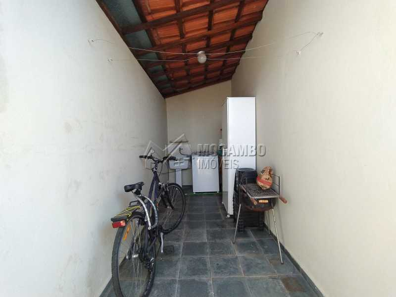 Lavanderia - Casa 2 quartos à venda Itatiba,SP - R$ 265.000 - FCCA21418 - 11
