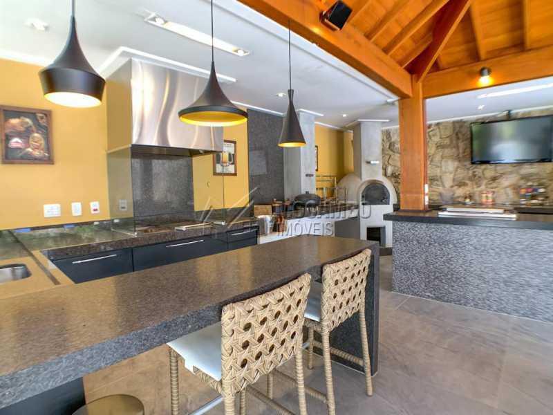 Espaço Gourmet - Casa em Condomínio 4 quartos à venda Itatiba,SP - R$ 2.500.000 - FCCN40173 - 4