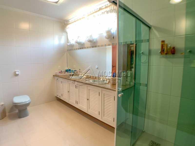 Banheiro Suíte - Casa em Condomínio 4 quartos à venda Itatiba,SP - R$ 2.500.000 - FCCN40173 - 11