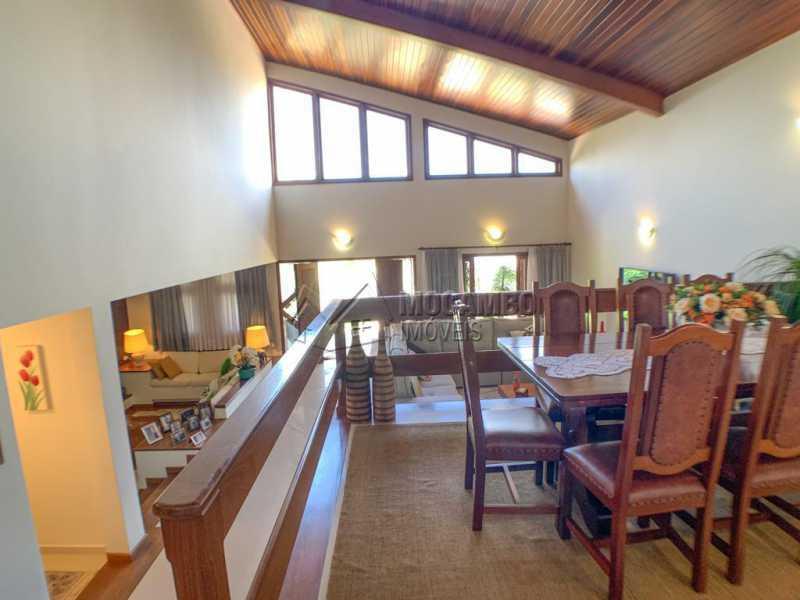 Sala - Casa em Condomínio 4 quartos à venda Itatiba,SP - R$ 2.500.000 - FCCN40173 - 7