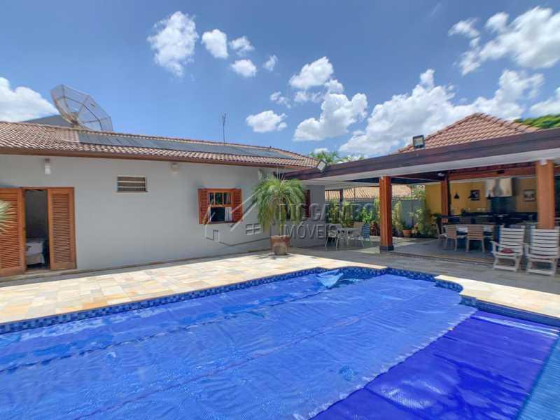 Piscina - Casa em Condomínio 4 quartos à venda Itatiba,SP - R$ 2.500.000 - FCCN40173 - 8