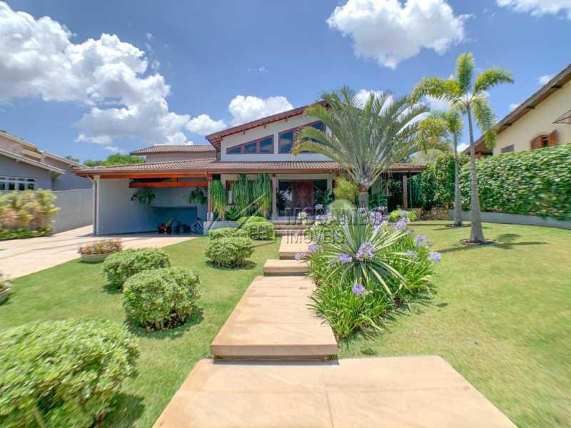 Fachada - Casa em Condomínio 4 quartos à venda Itatiba,SP - R$ 2.500.000 - FCCN40173 - 12