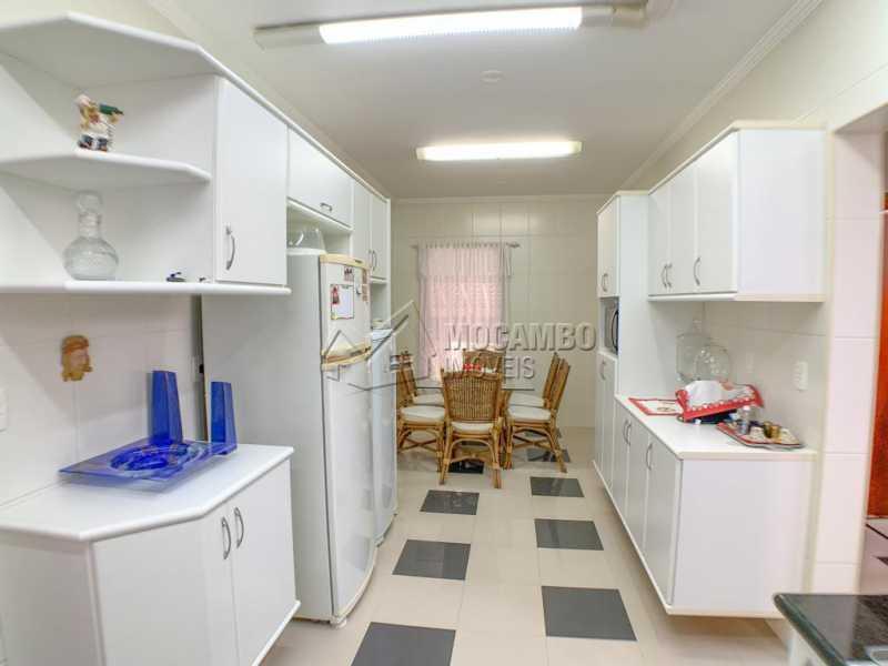 Cozinha - Casa em Condomínio 4 quartos à venda Itatiba,SP - R$ 2.500.000 - FCCN40173 - 13