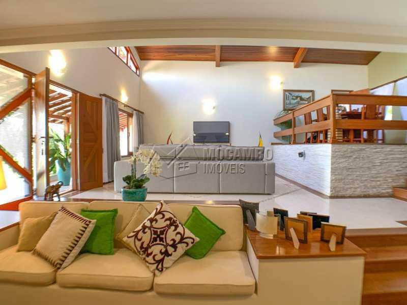 Sala - Casa em Condomínio 4 quartos à venda Itatiba,SP - R$ 2.500.000 - FCCN40173 - 14