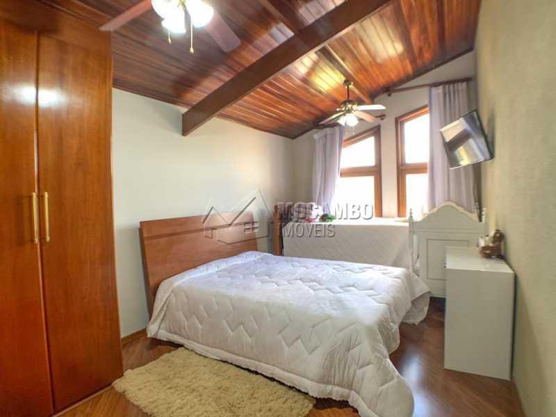 Suíte - Casa em Condomínio 4 quartos à venda Itatiba,SP - R$ 2.500.000 - FCCN40173 - 18