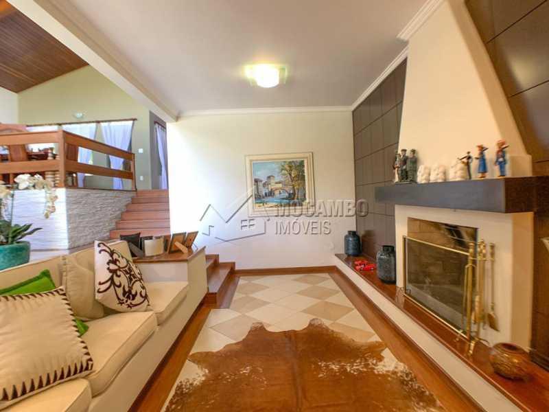 Sala - Casa em Condomínio 4 quartos à venda Itatiba,SP - R$ 2.500.000 - FCCN40173 - 19