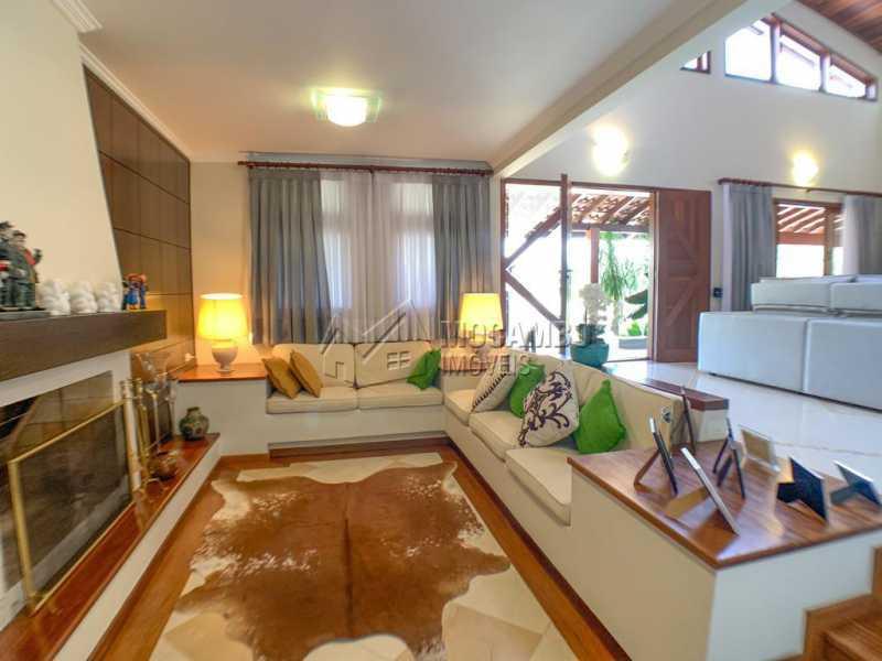 Sala - Casa em Condomínio 4 quartos à venda Itatiba,SP - R$ 2.500.000 - FCCN40173 - 21