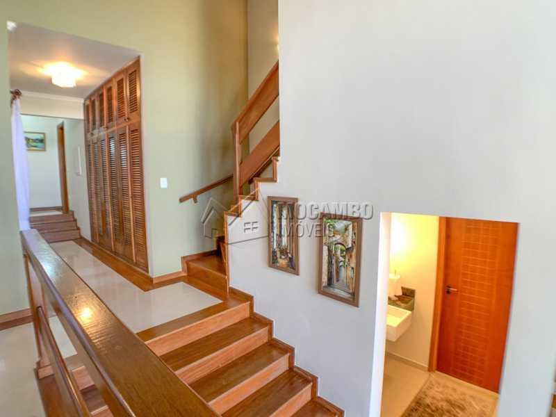 Acesso interno - Casa em Condomínio 4 quartos à venda Itatiba,SP - R$ 2.500.000 - FCCN40173 - 22