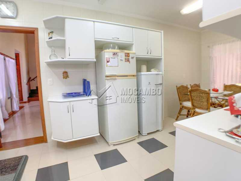Cozinha - Casa em Condomínio 4 quartos à venda Itatiba,SP - R$ 2.500.000 - FCCN40173 - 26