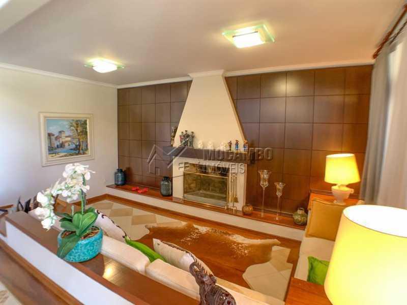Sala - Casa em Condomínio 4 quartos à venda Itatiba,SP - R$ 2.500.000 - FCCN40173 - 30