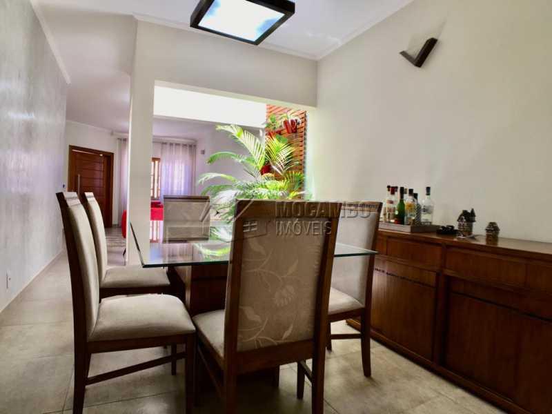 Sala de jantar - Casa 3 quartos à venda Itatiba,SP - R$ 620.000 - FCCA31414 - 5